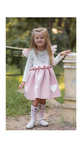 Rožinė fėjų suknelė Pasaka