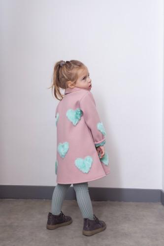 Rožinis meilės paltukas