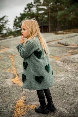 Smaragdinis meilės paltukas